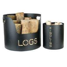 Log & Kindling Tubs